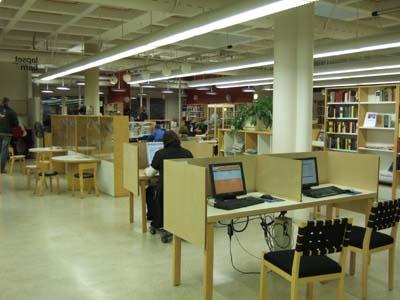 Lauttasaari Kirjasto